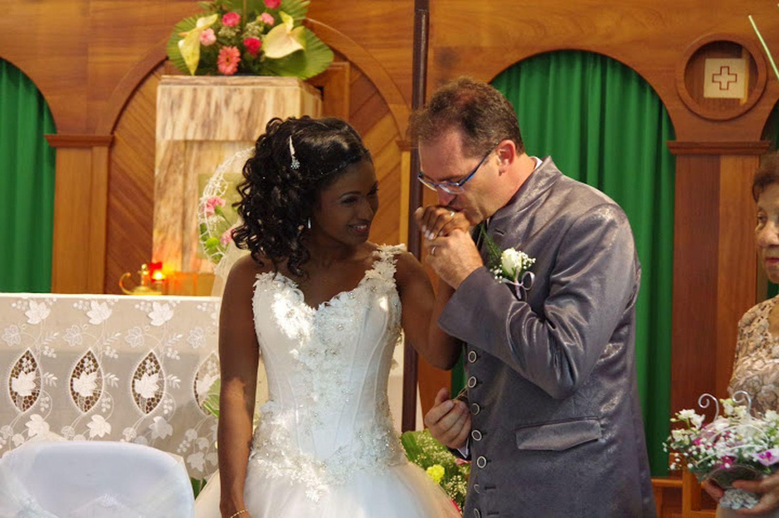 le beau mariage de D&D!