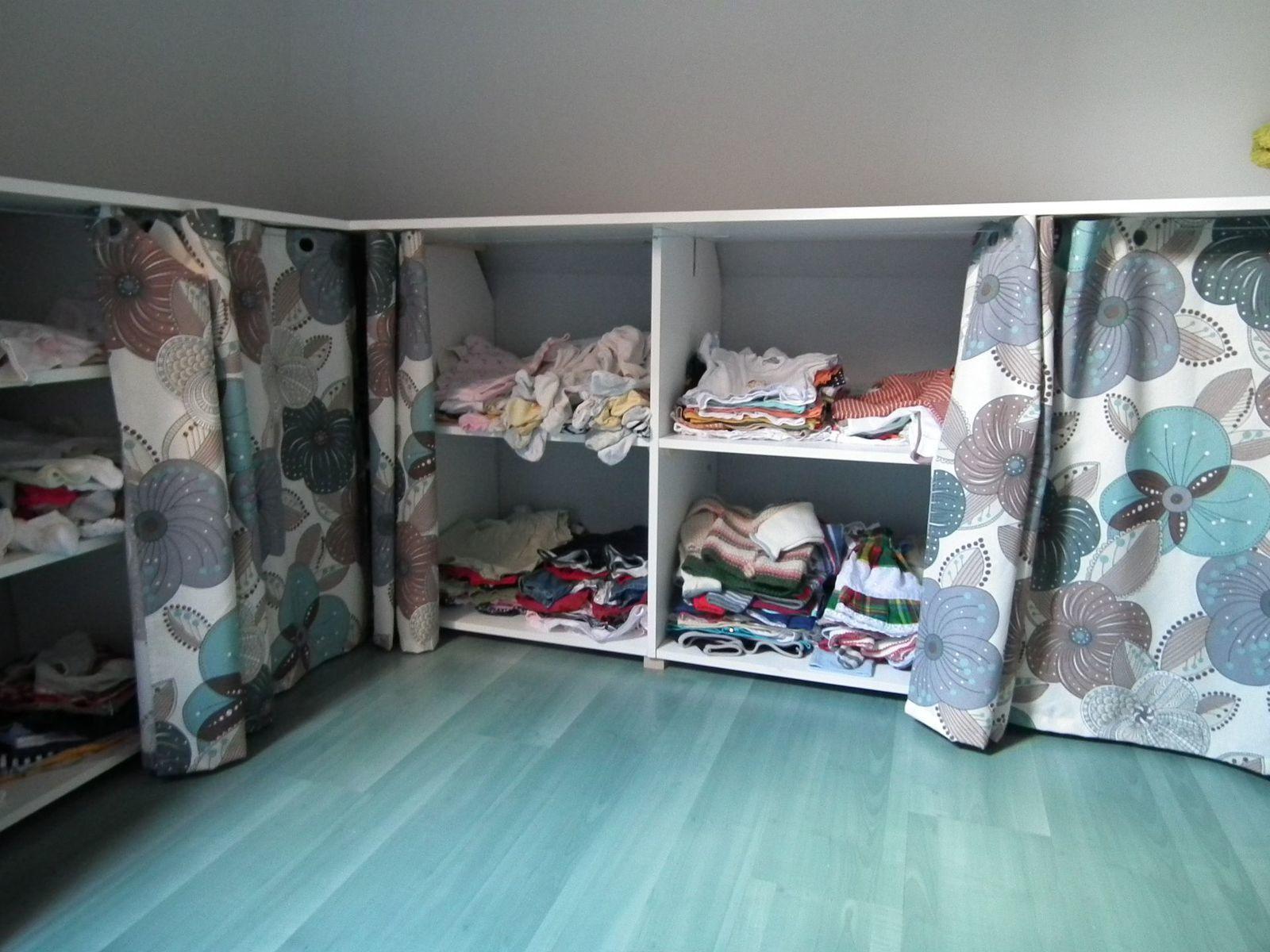 La chambre de bébé est prête!