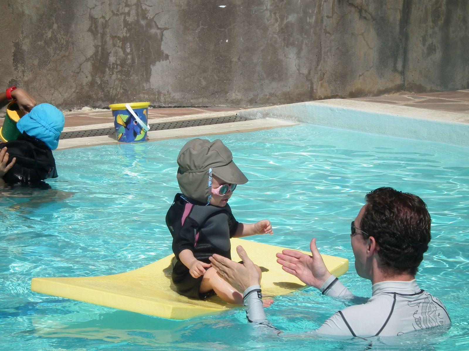 6ème cours de BB nageur