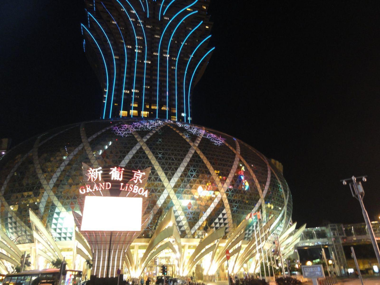 Macao, un mélange de genres dans une ambiance de Noël