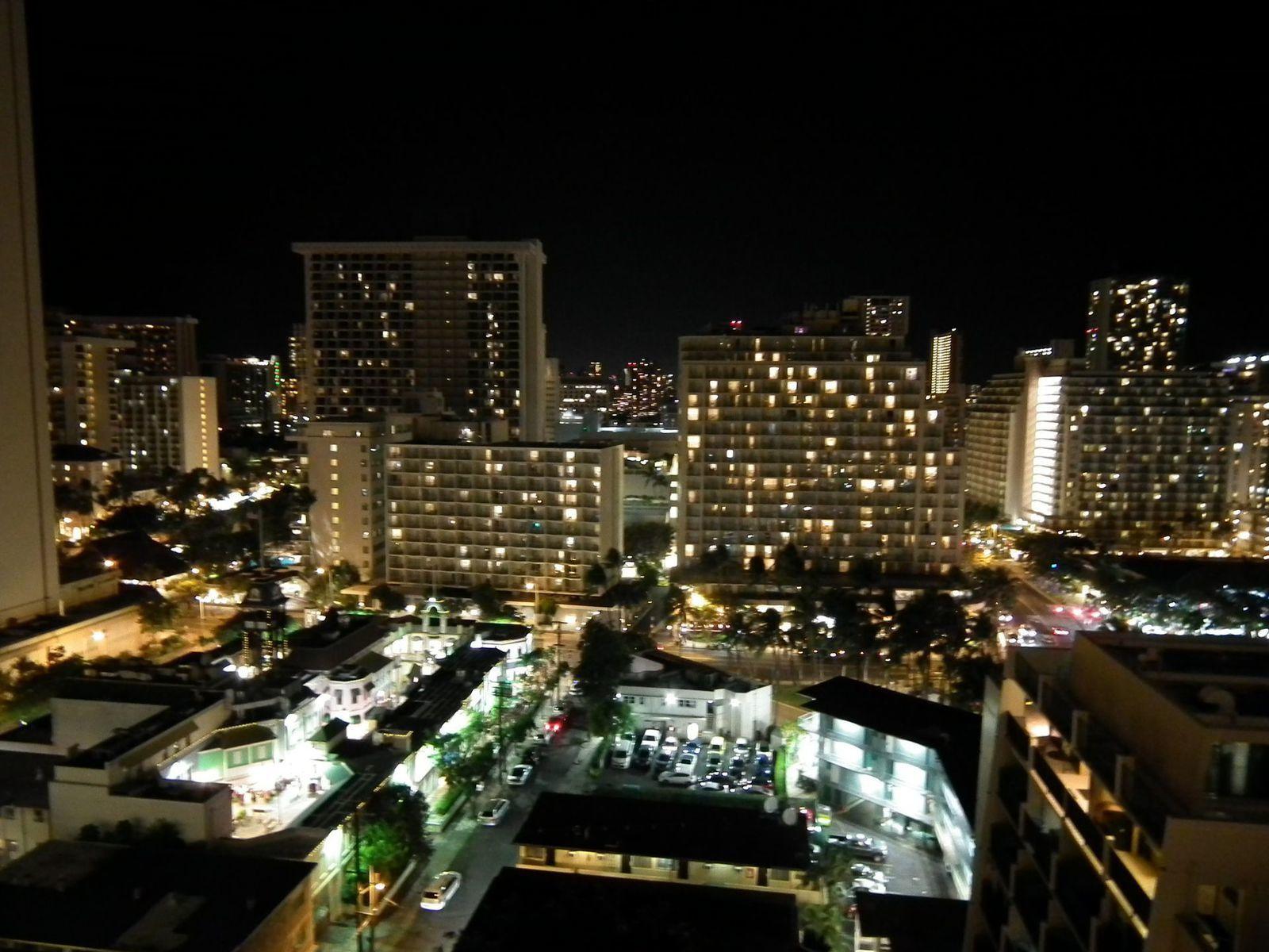Aloha from Honolulu