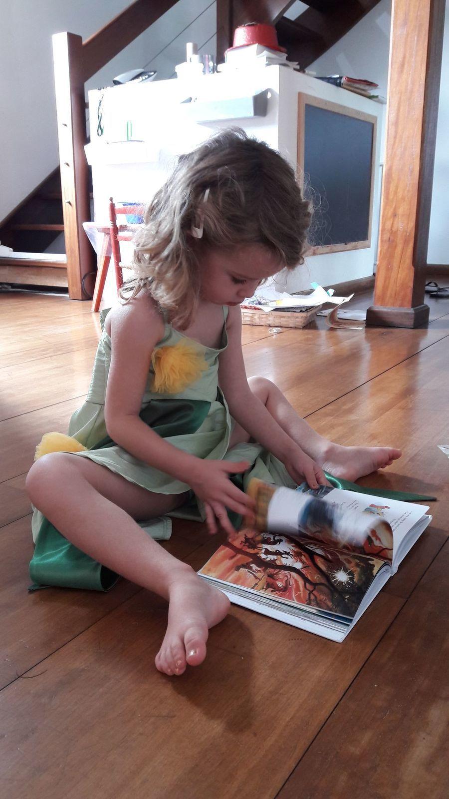 Madonie a 4 ans, enfin!