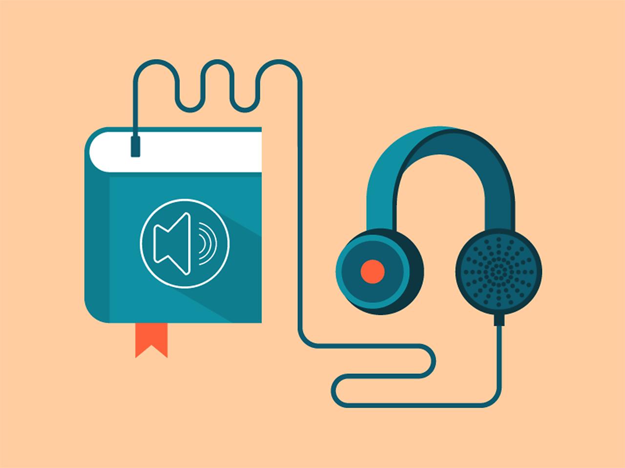 Découvrez le livre audio via la plateforme Audible