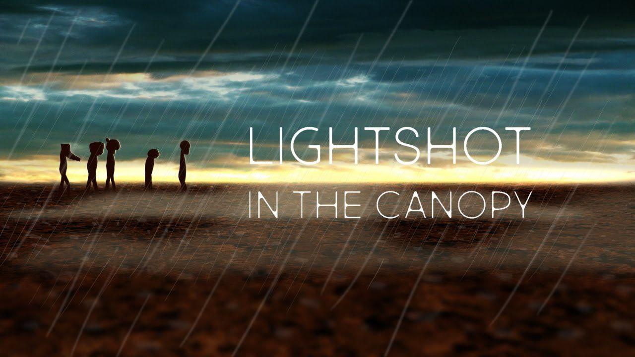 Lightshot, le nouveau clip vidéo dessin animé du groupe In The Canopy