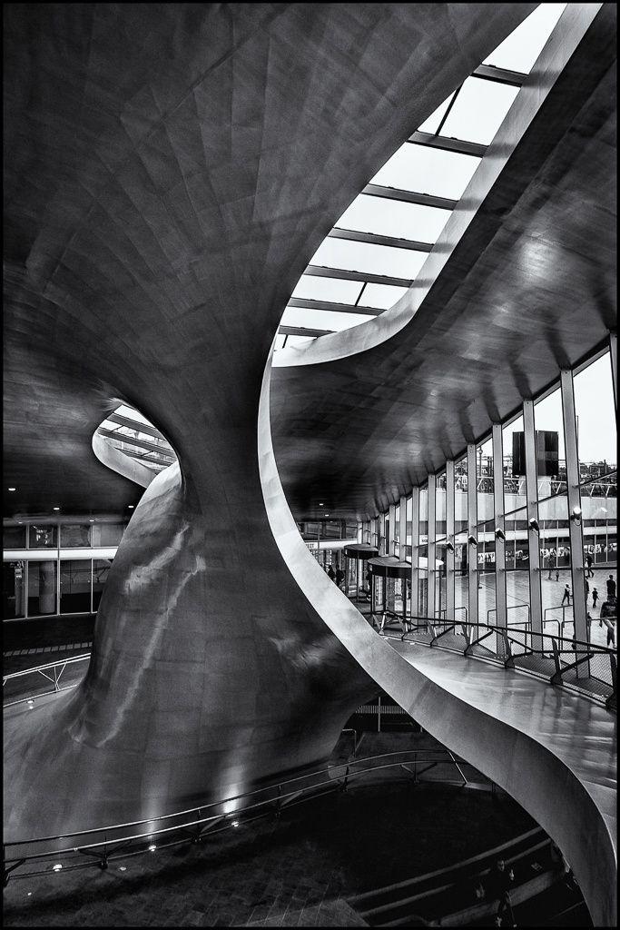 Gare d'Arnhem - la galerie de Fred