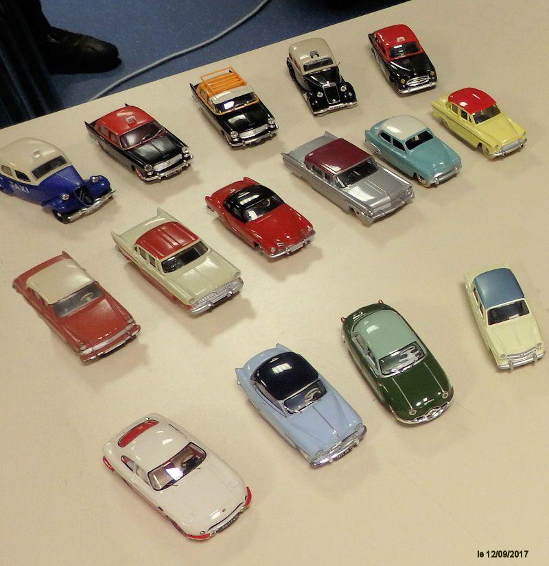 les Fiat 500 et deux couleurs