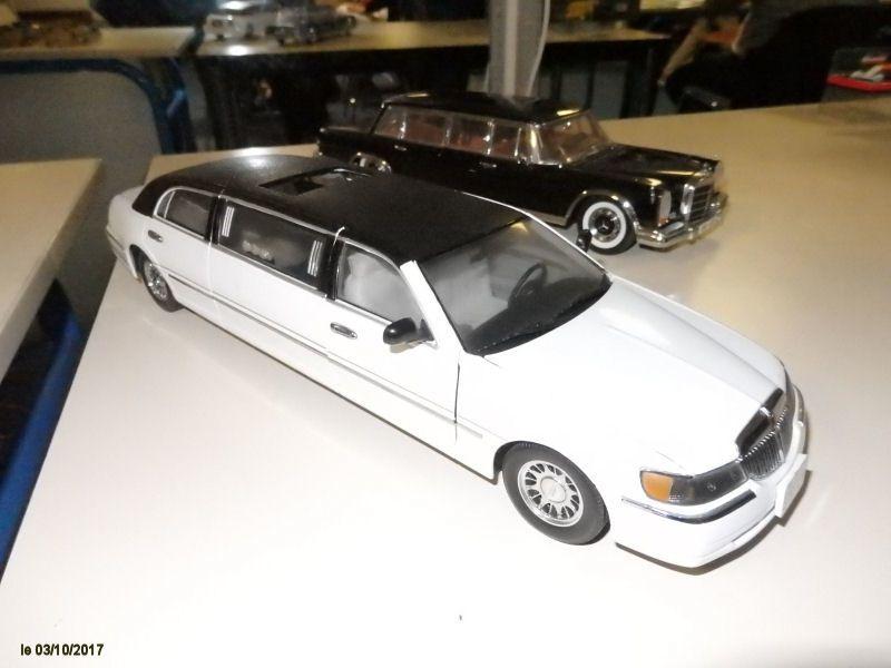 THEME: les Anglaises en compétition et les Limousines