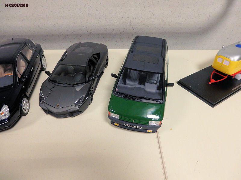 cadeaux de Noël et les Super cars.