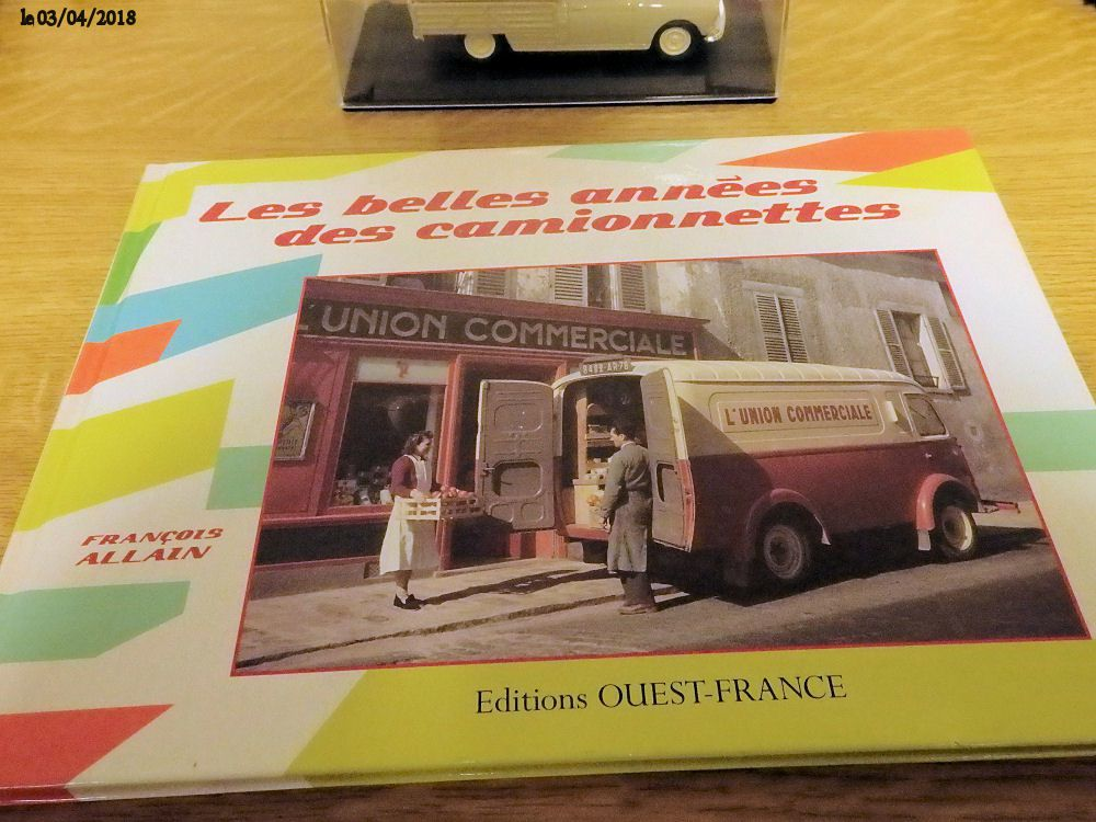 Thèmes : les utilitaires légers, les françaises avant 50