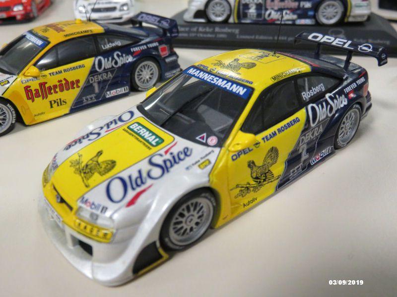 Les produits laitiers (tous véhicules), Opel.