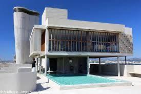 L'architecte Le Corbusier