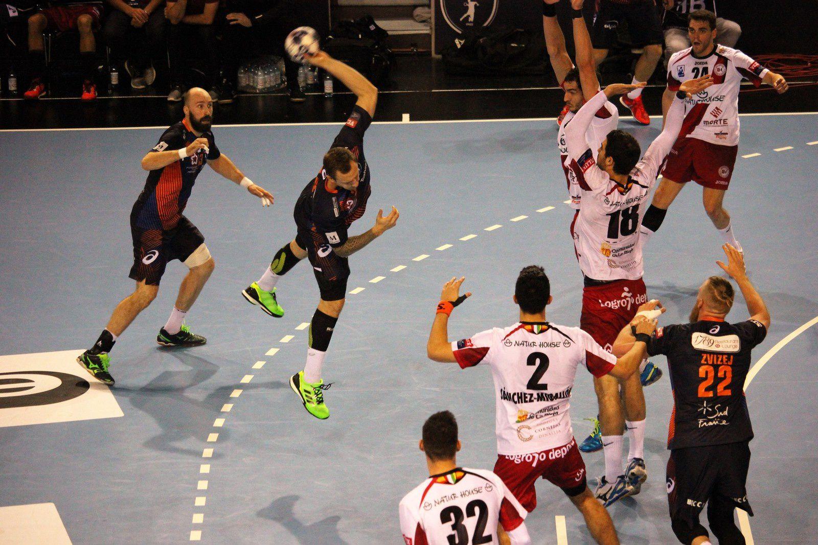 MHB vs La Rioja - 2ème mi-temps à suivre... ;-)