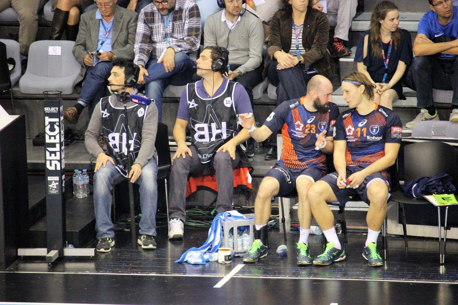 Montpellier vs La Rioja - Ligue des Champions - 26.11.2016 (2ème mi-temps) 2/2