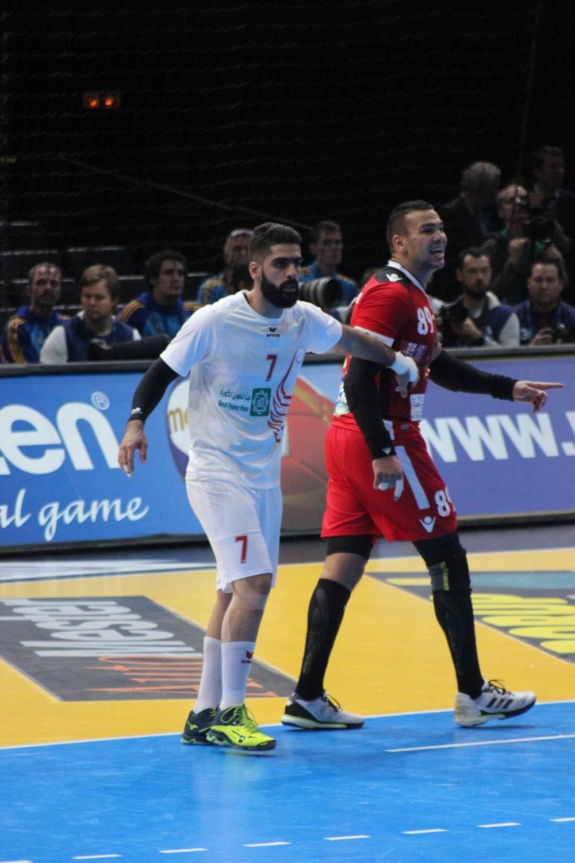 Egypte vs Barhain (Championnat du Monde 2017) 16.01.2017