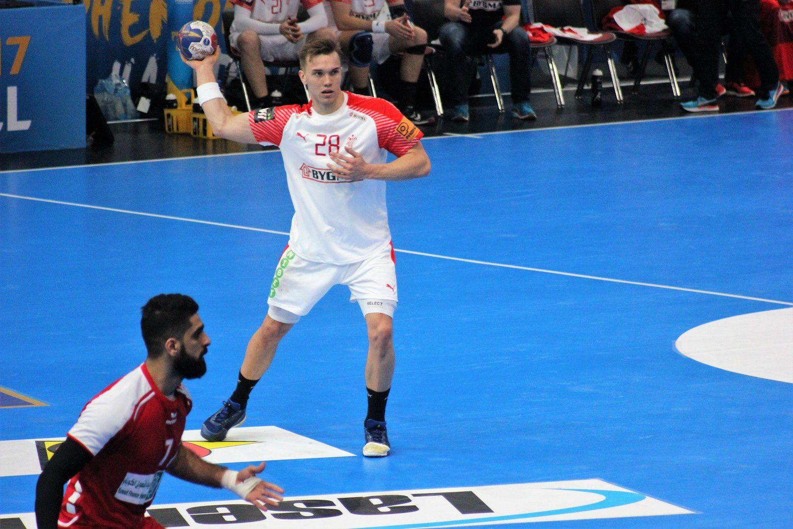 Danemark vs Barhain (Championnat du Monde 2017) 18.01.2017