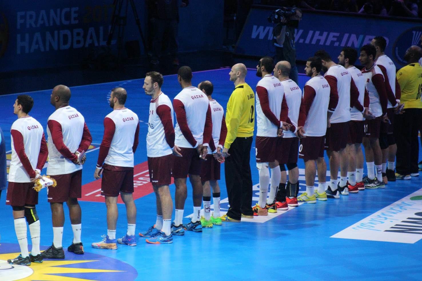 Allemagne vs Qatar (1/8 Finale Championnat du Monde 2017) 22.01.2017