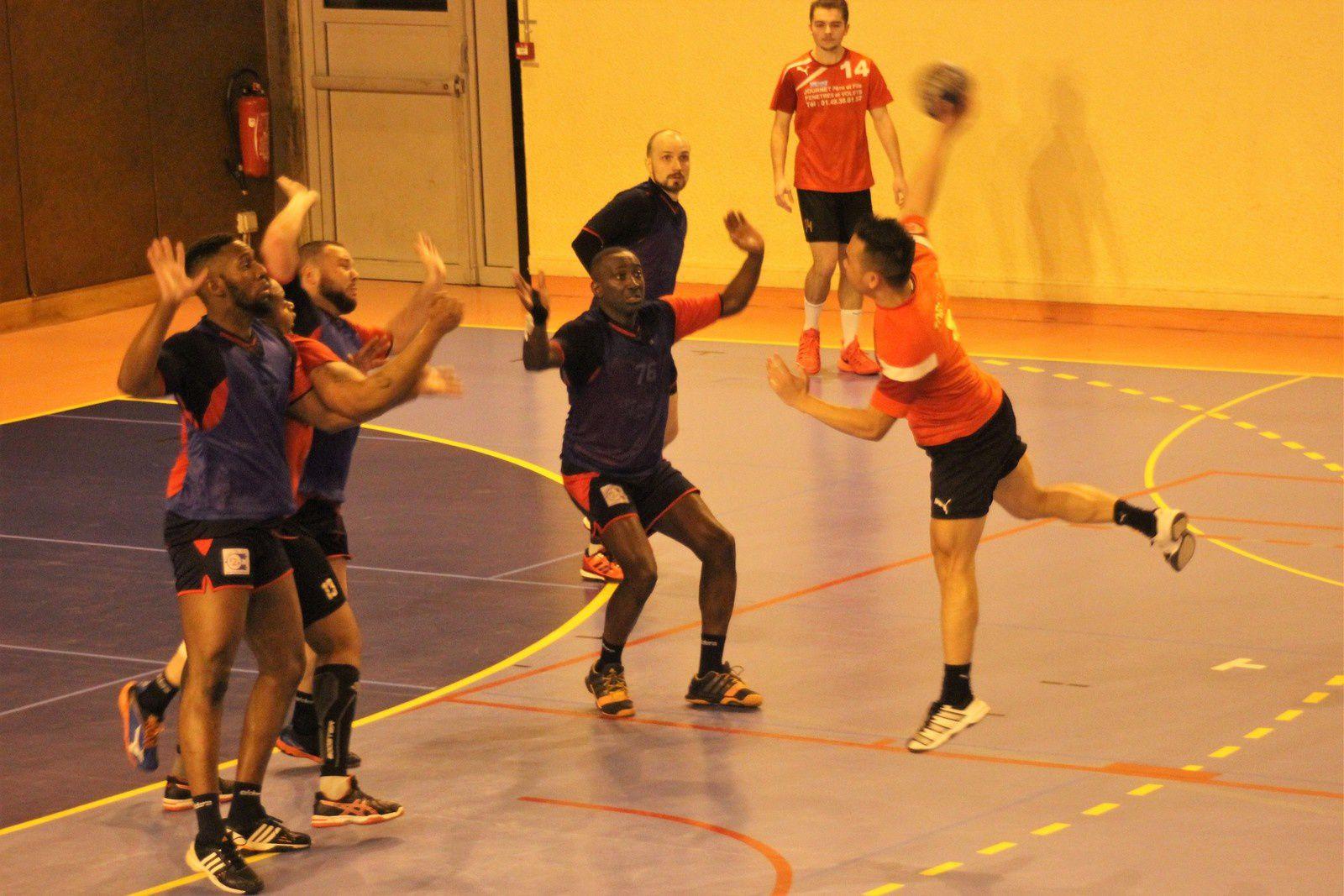 THBMLV3 vs Rosny-Sous-Bois (Honneur Régional Sénior - 04.03.2017)