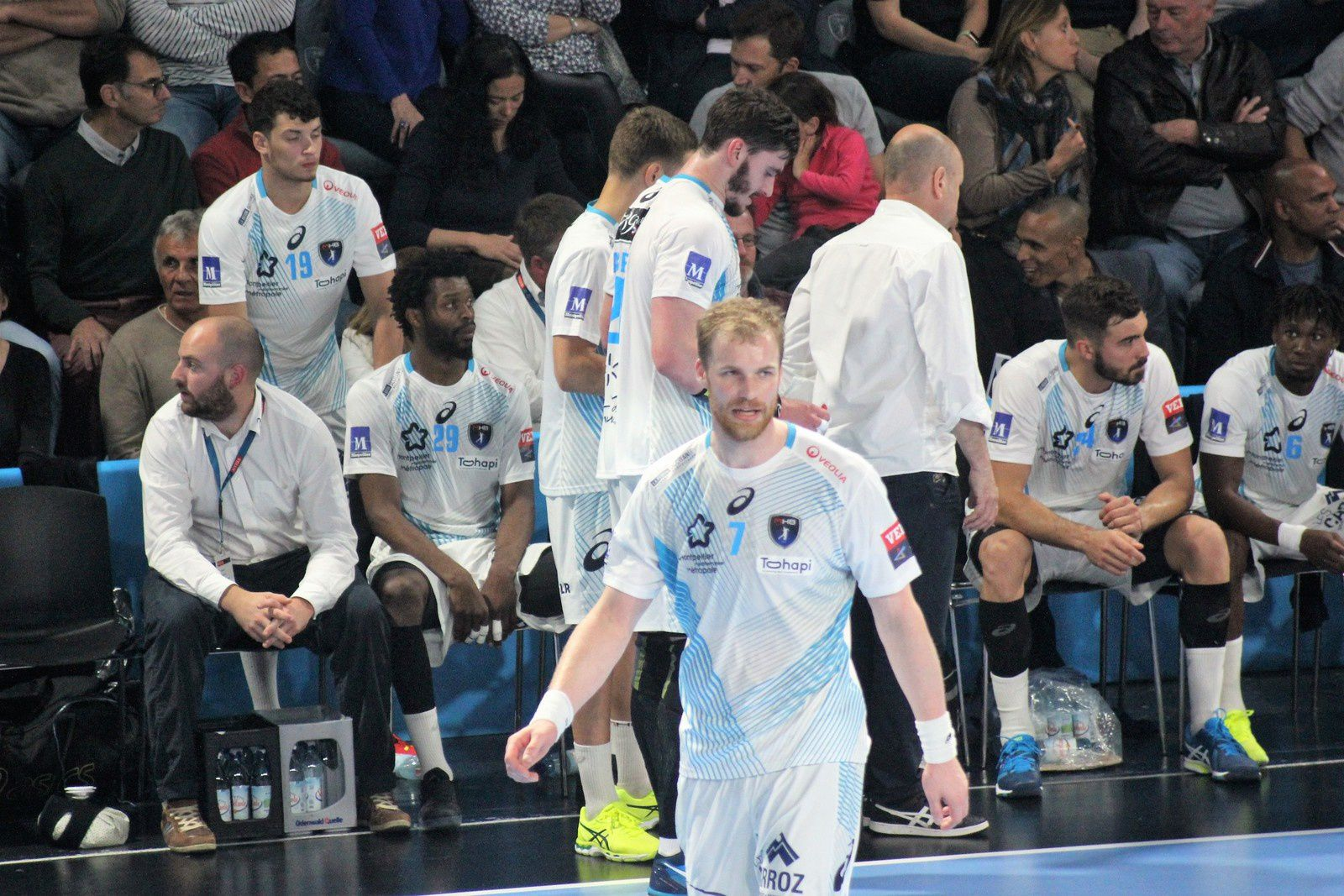 MONTPELLIER HB vs WESZPREM (1/4 finale Champions League 2017) 30.04.2017