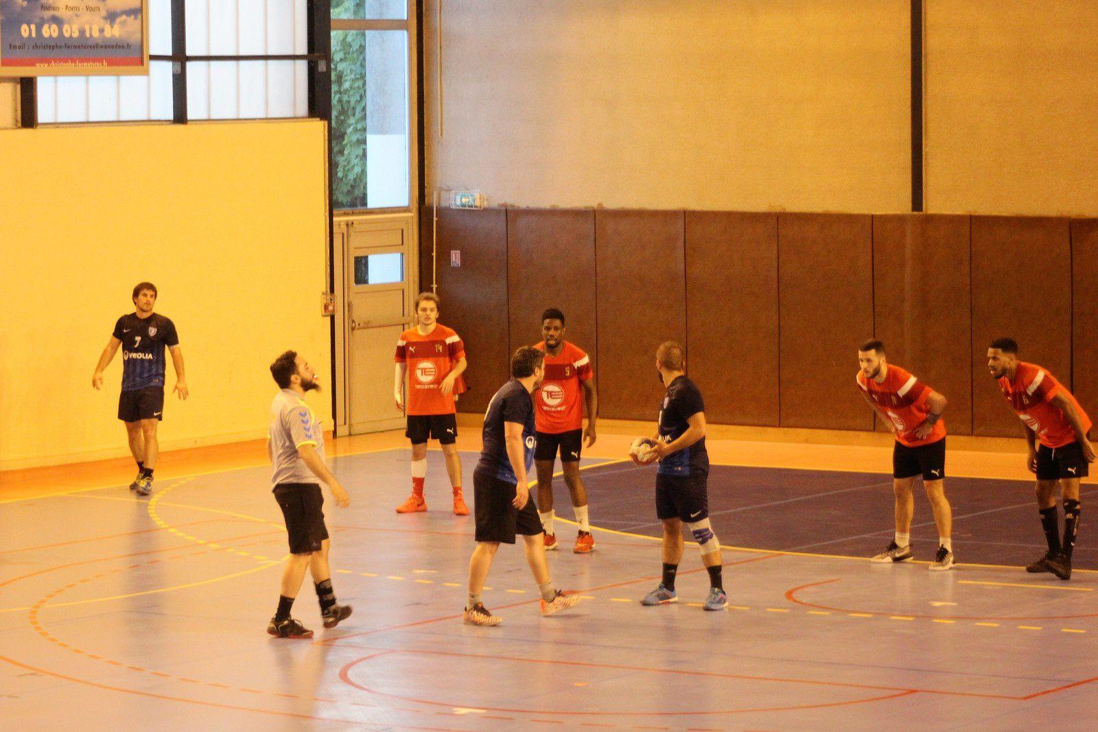 THBMLV2 vs Aubervilliers (Pré-Nationale Séniors) 29.04.2017