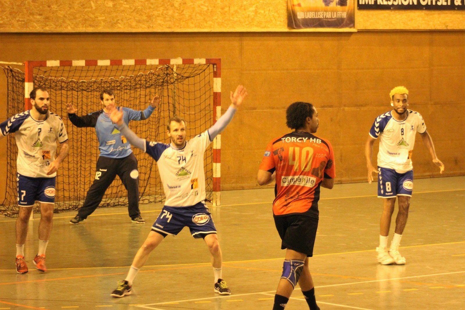 Livry-Gargan vs THBMLV 1 (1/2 Finale Coupe de la Ligue Nationaux) 05.05.17