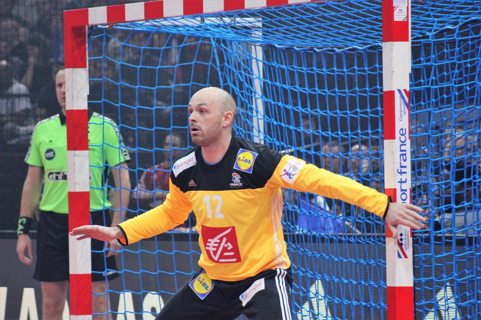 Golden League 2018 (AHA 07.01.2018) 2/2