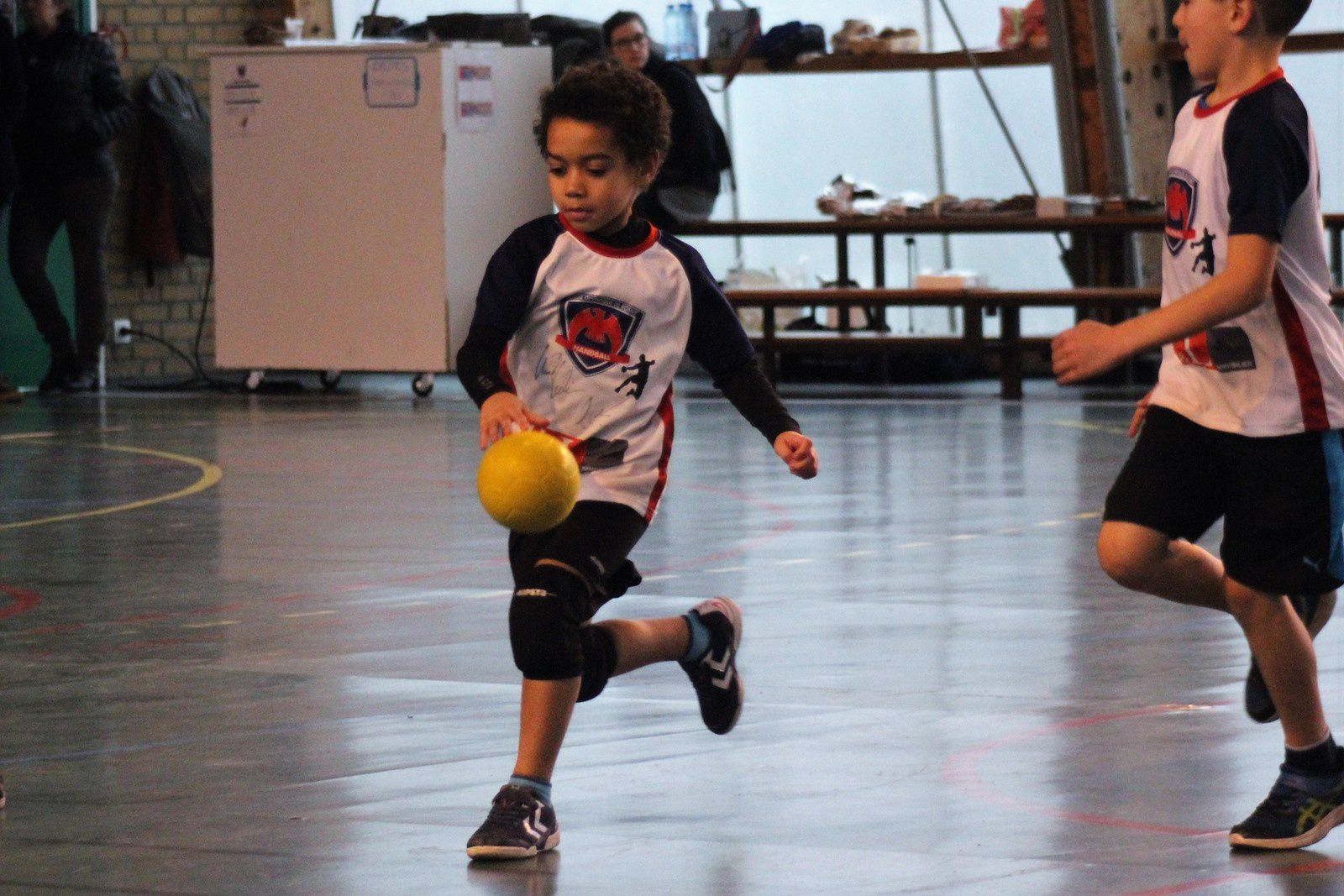 Tounoi Mini-Hand SOR Handball (20.01.2018) 1/2