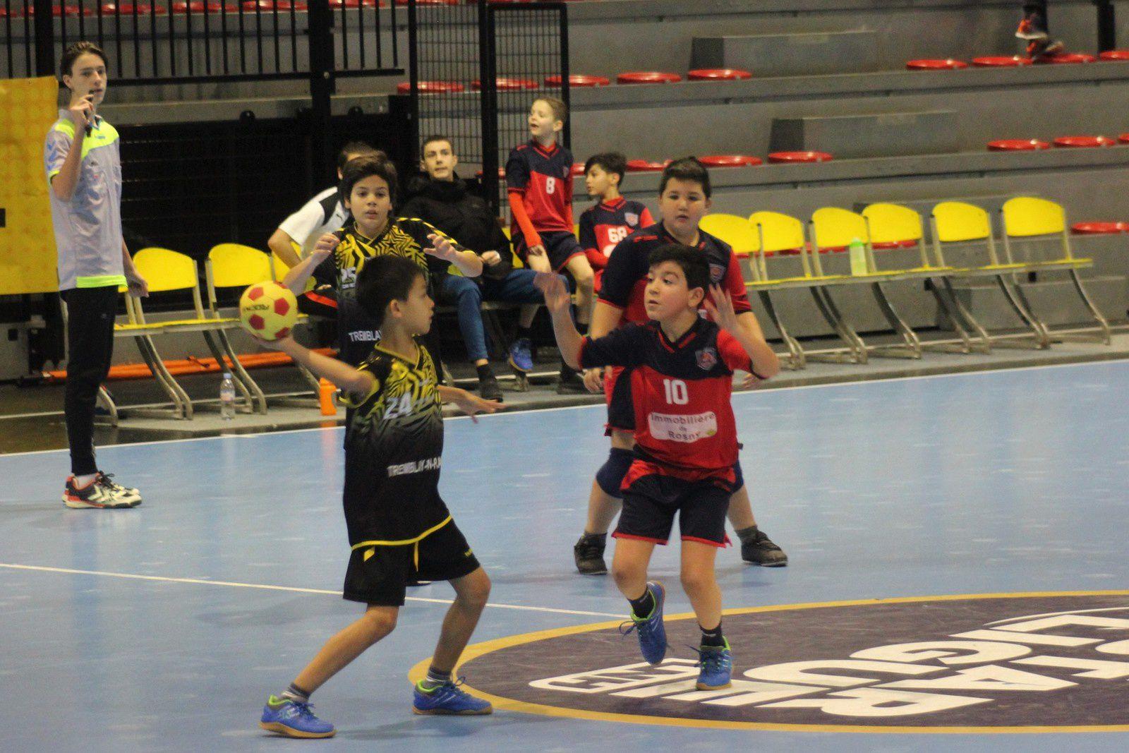 TREMBLAY vs SOR HB - 1ère Division 93 U11M (04.02.2018)