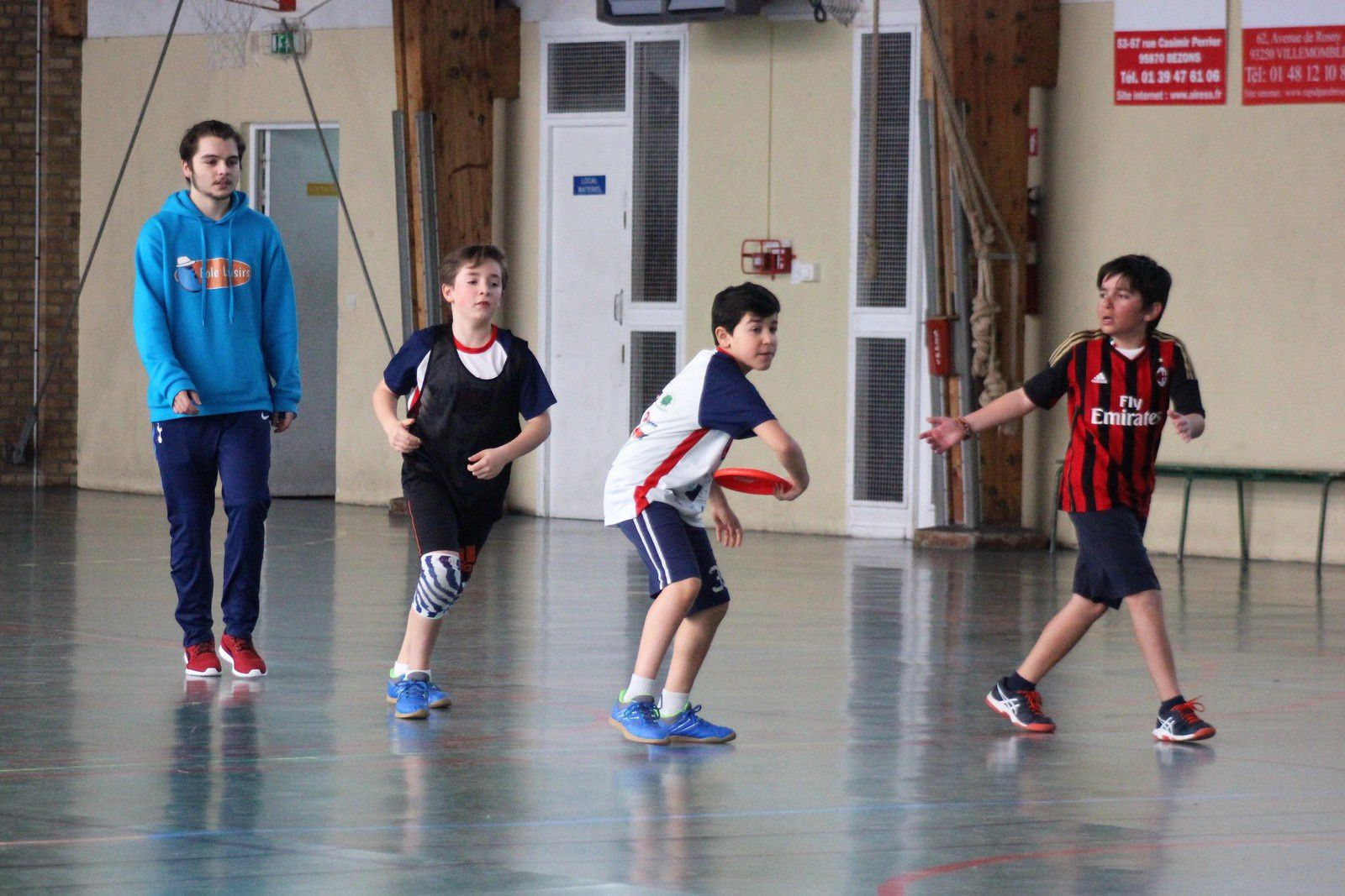 Multi Games & Handball Camp (Winter Session) Jour 1 (27.02.2018)