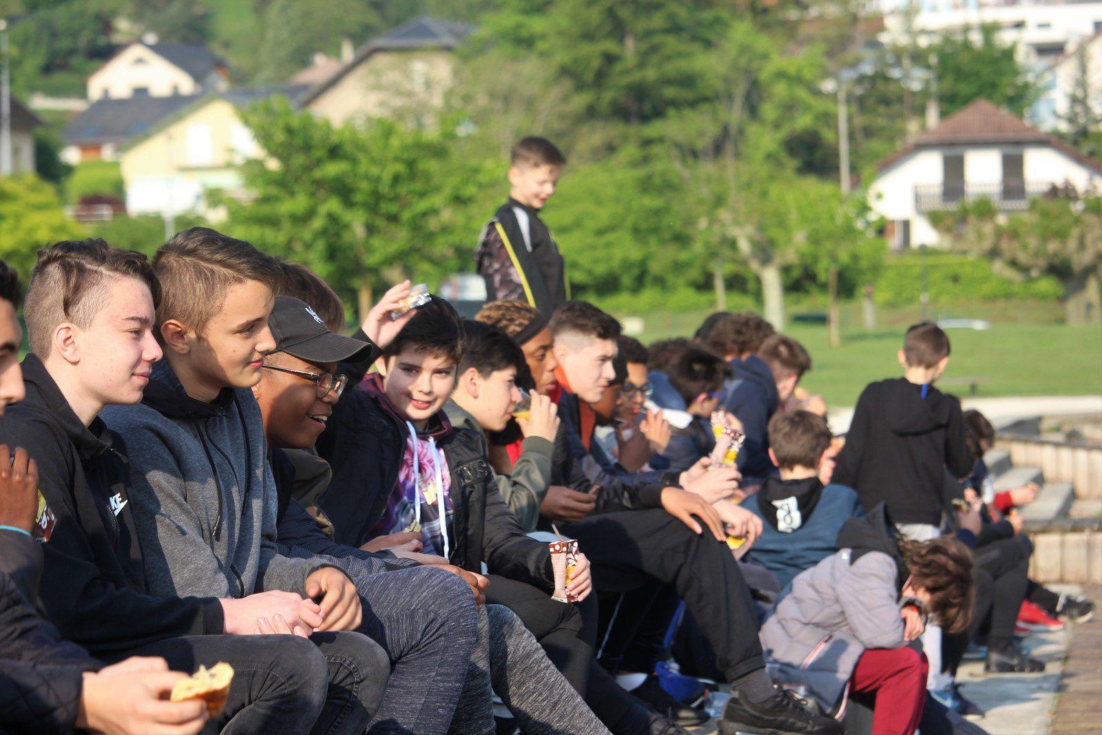 "Chambéry 2018 ""Jour 1"" (SOR HB U11/U13/U15 - 19 au 21.05.2018)"