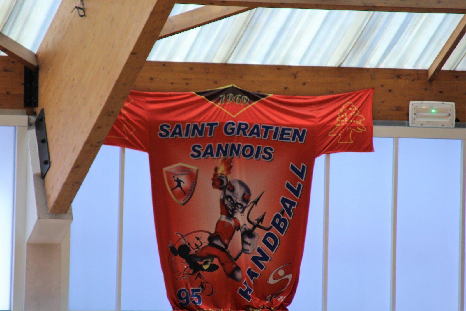 Saint-Gratien vs SOR HB (SM1 - 15.09.2018) Honneur Regional