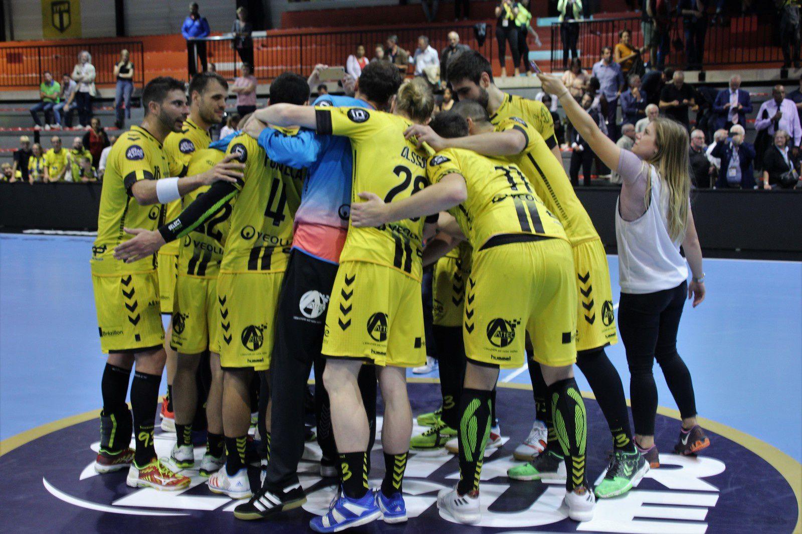 TFHB vs Pays Aix UC (LSL - 19.09.2018)