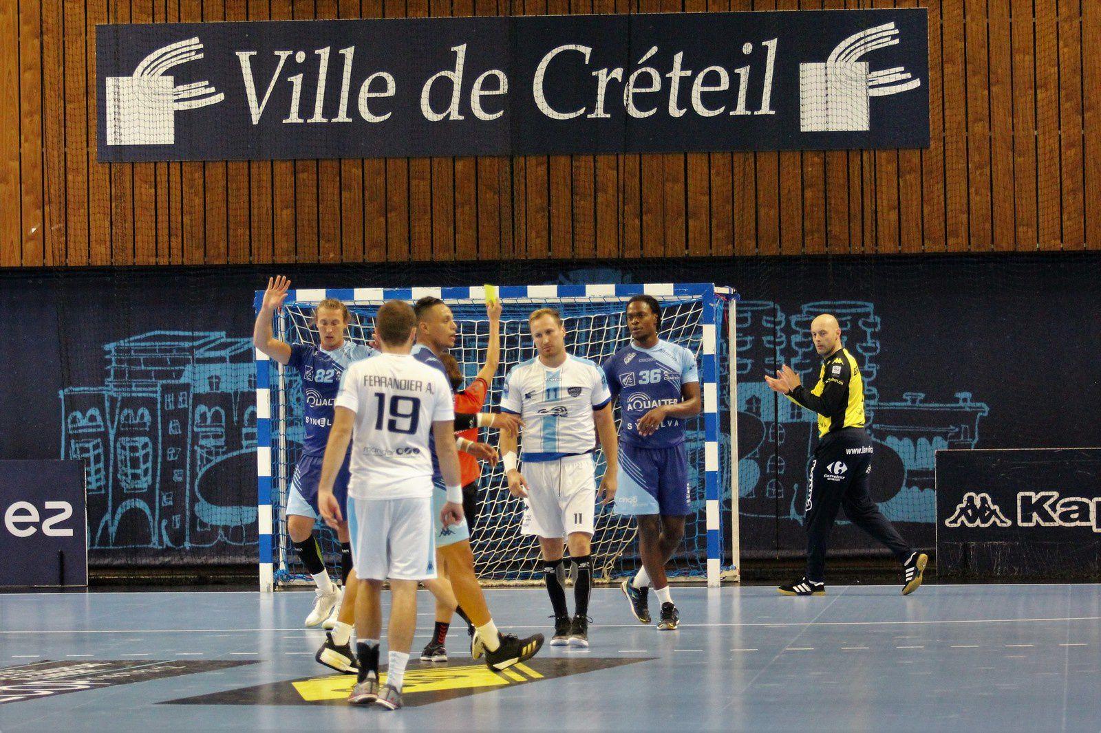 US Créteil vs Chartres MHB (ProLigue 28.09.2018)