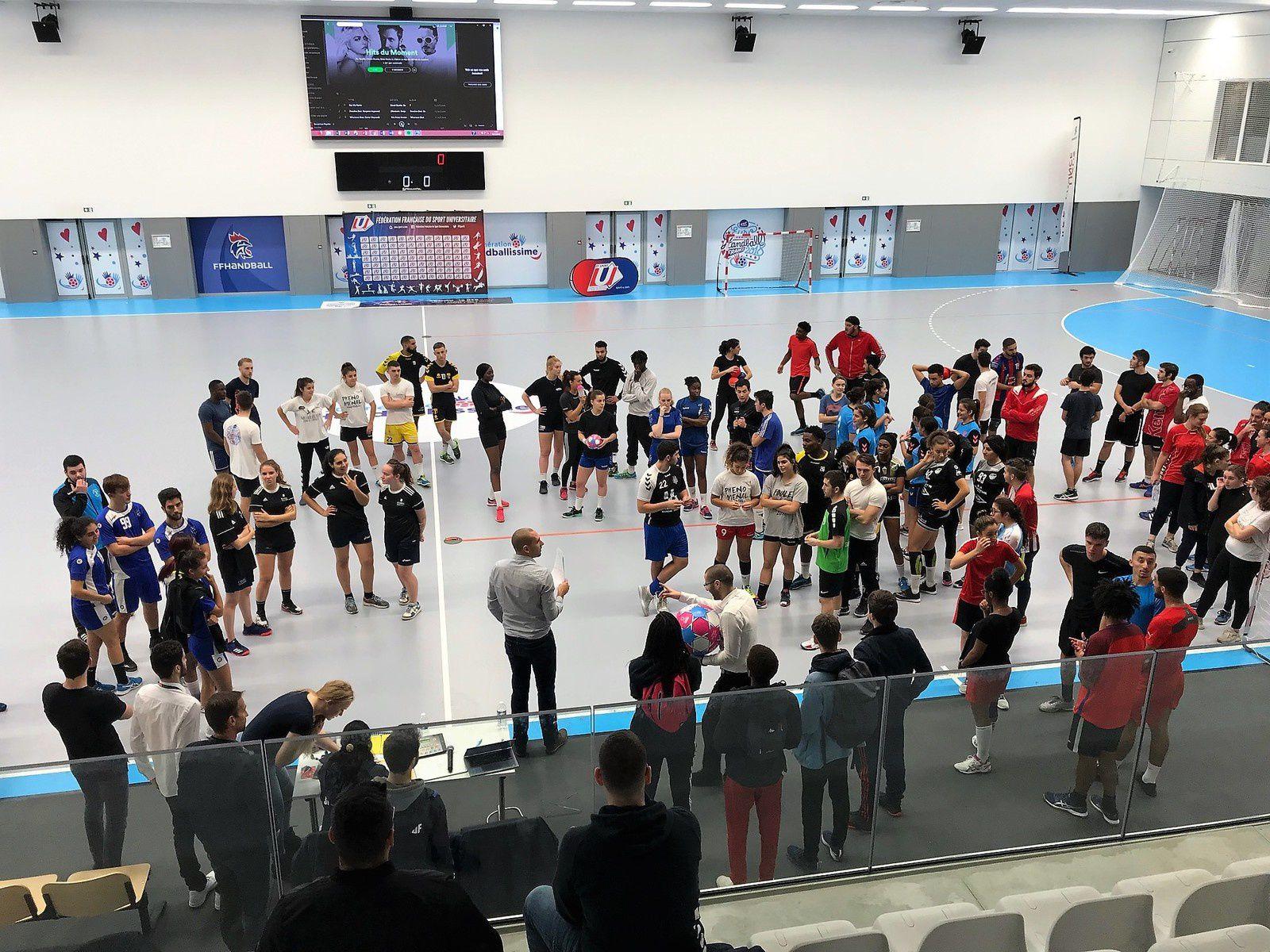 Journée Handballissime FFSU | MDH 06.12.2018