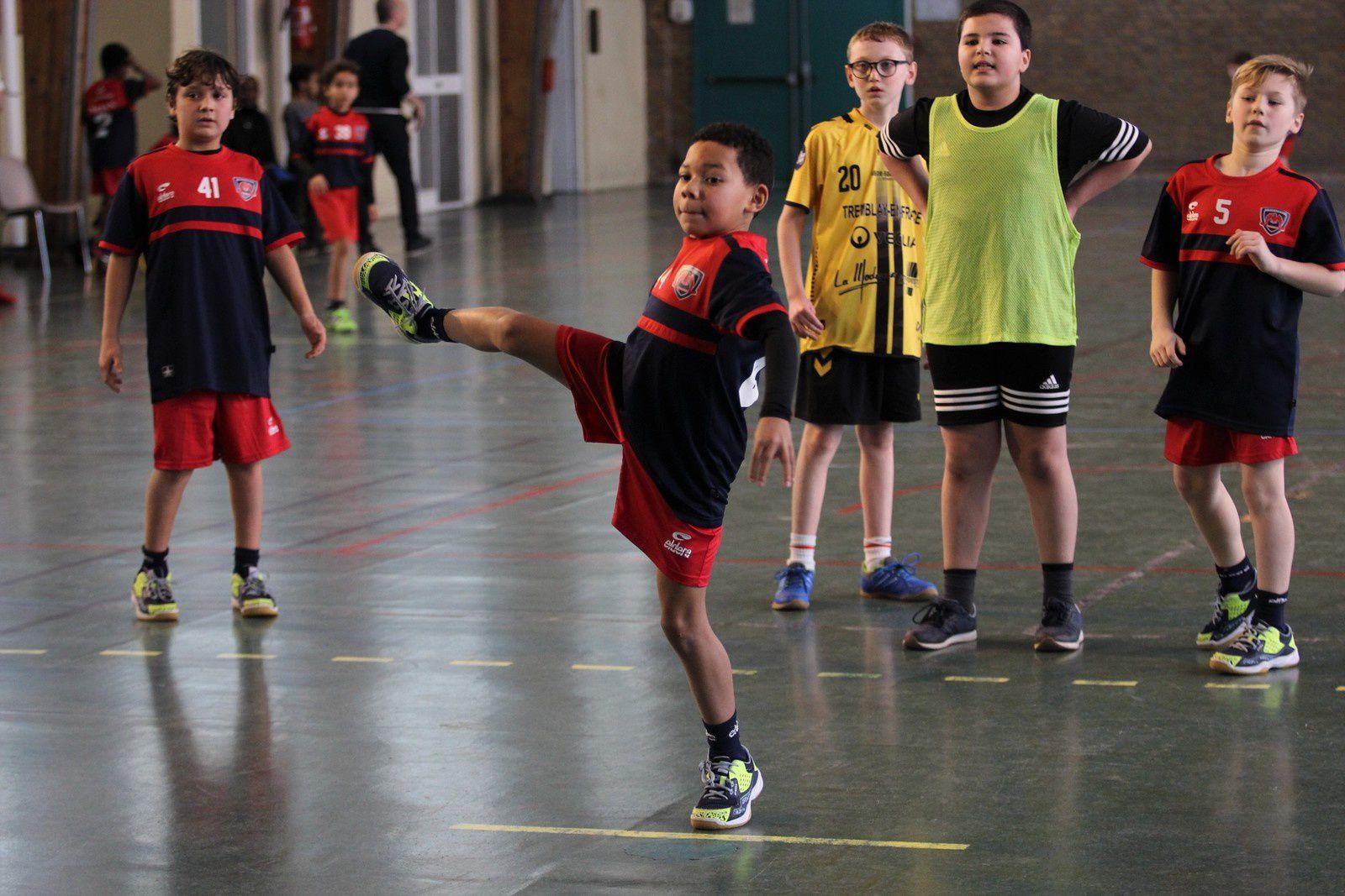 SOR HB vs Tremblay   U11M   2ème Division 93 (26.01.2019)