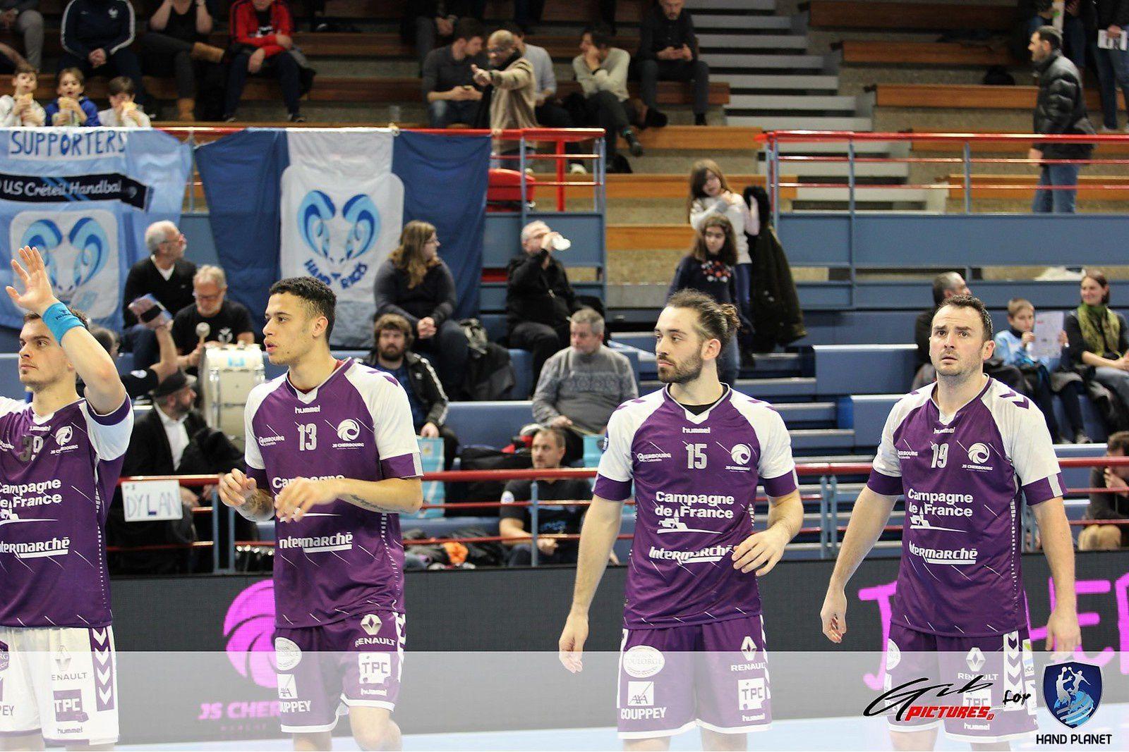 ProLigue | US Créteil vs Cherbourg (08.02.2019)