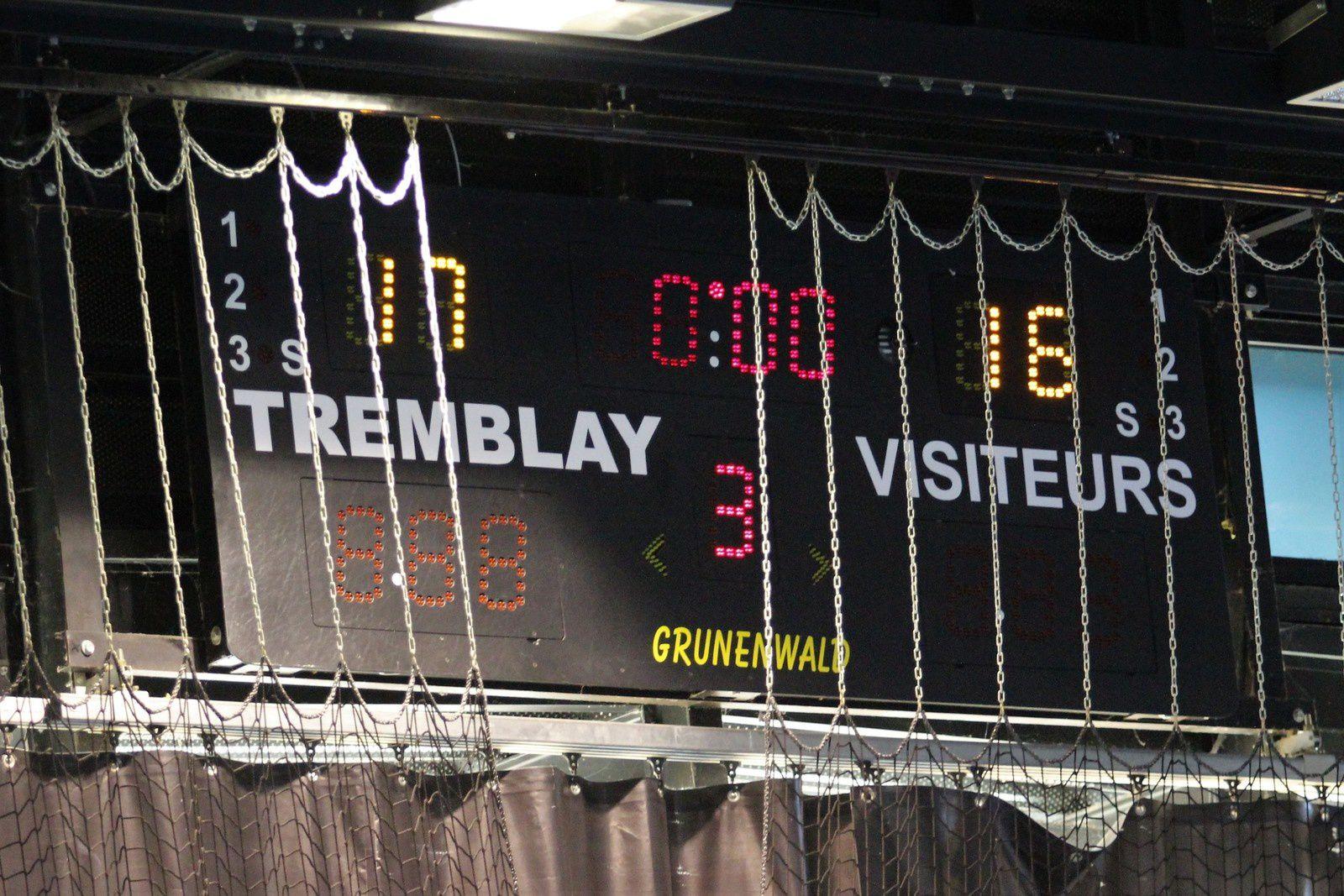 TFHB vs SOR HB | U15M2 | 1ère Division 93 (17.02.2019)