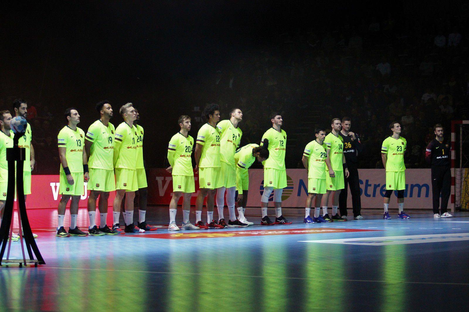 LDC | Montpellier HB vs Barcelone (24.02.2019)