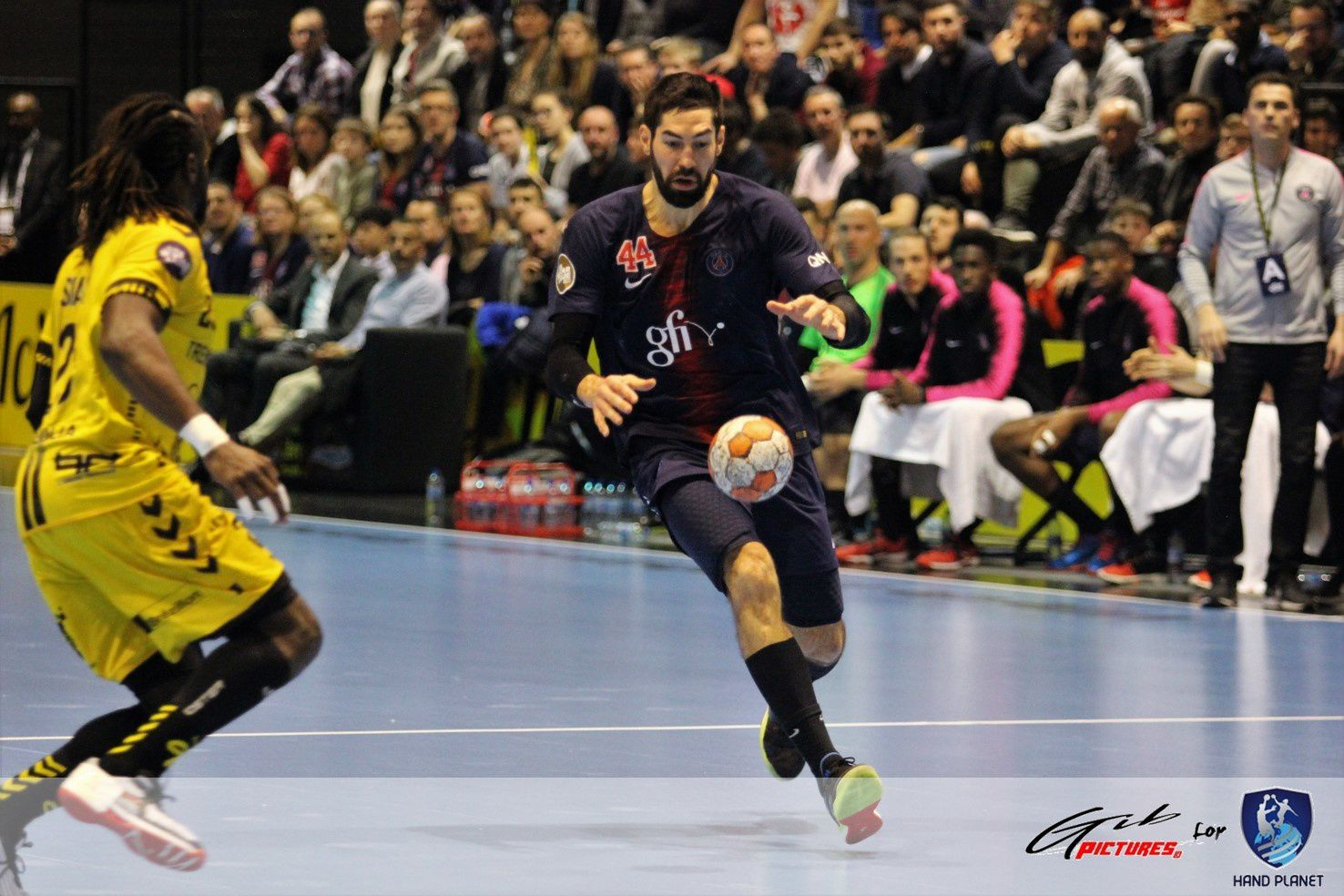 Tremblay vs PSG pour Hand Planet