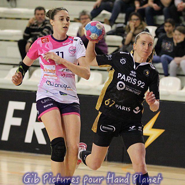 LFH | Paris Issy 92 vs Nantes (13.03.2019)
