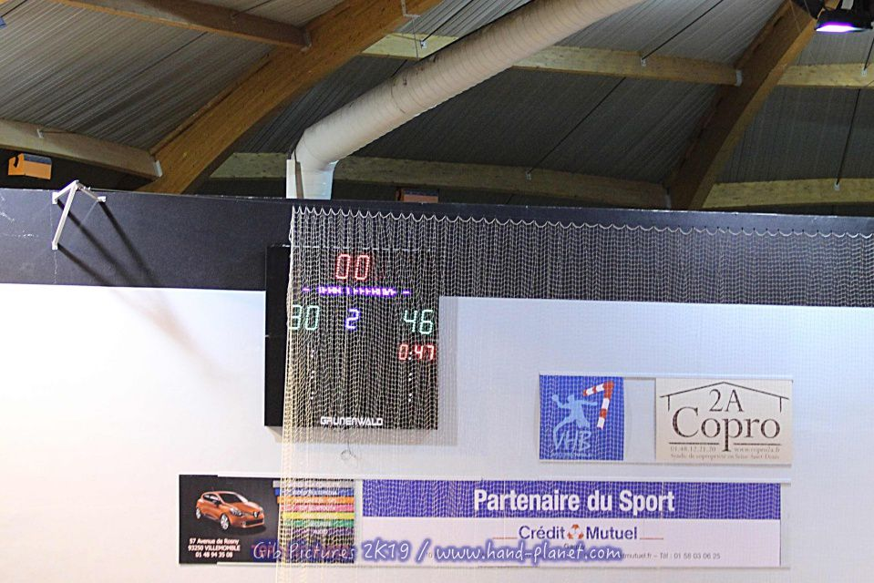 CDF U18M | VHB vs HUISSERIE/SUD MAYENNE (22.03.2019)