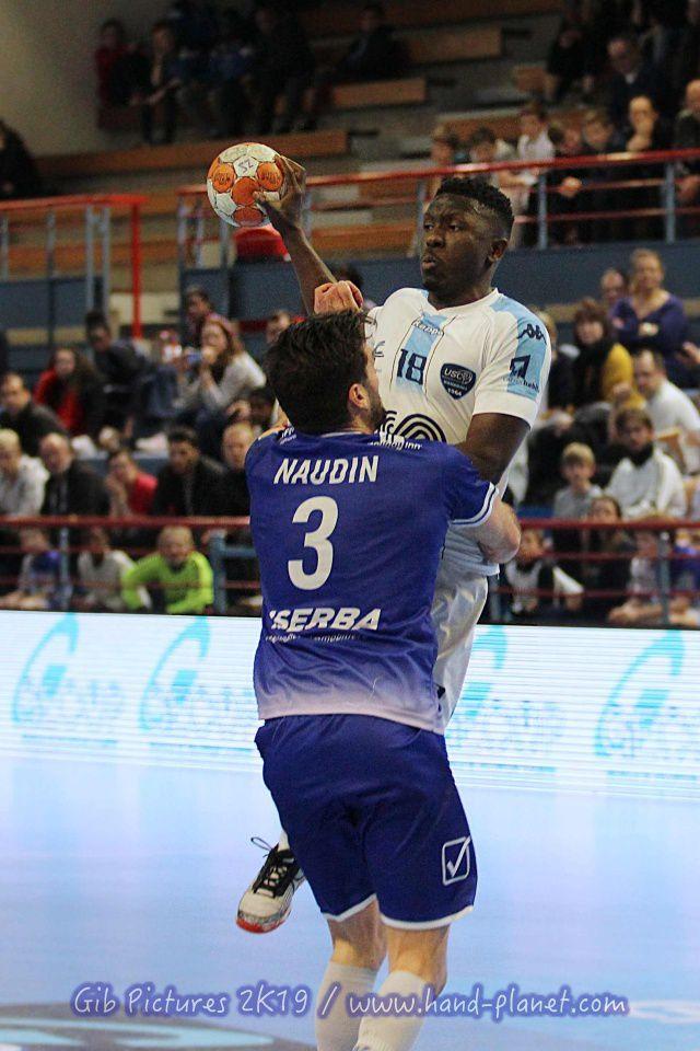 ProLigue | US Créteil vs Dijon (29.03.2019)