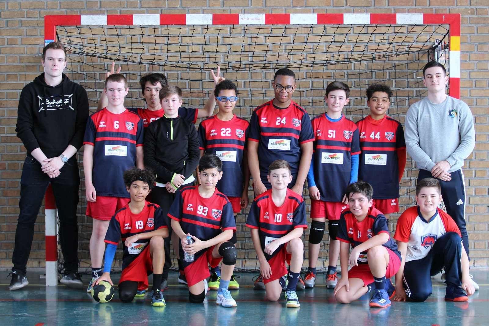 SOR HB vs Neuilly-sur-Marne | U13M | Honneur 93 (06.04.2019)