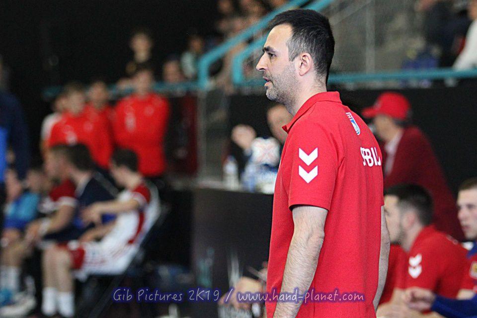 Tiby U21 Finale Places 3.4 - Hongrie 32 : 30 Serbie