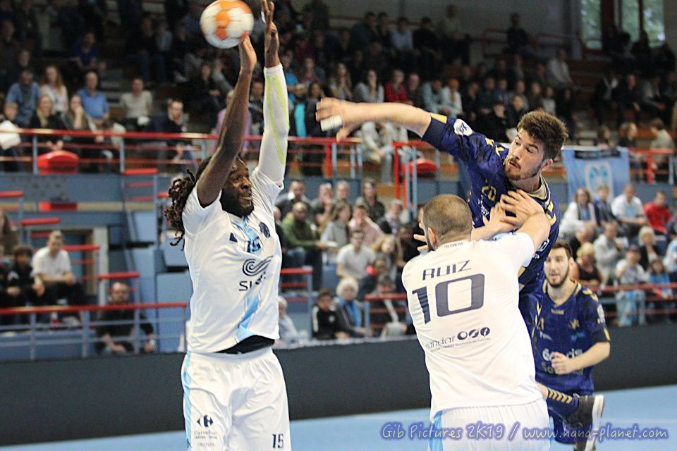 ProLigue J26 | Créteil vs Massy (03.05.2019)