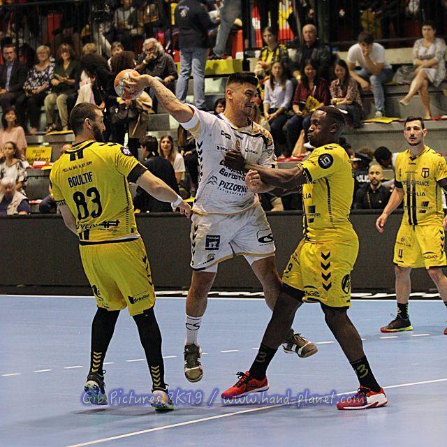LSL J26 | Tremblay vs Saint-Raphaël VHB (06.06.2019)