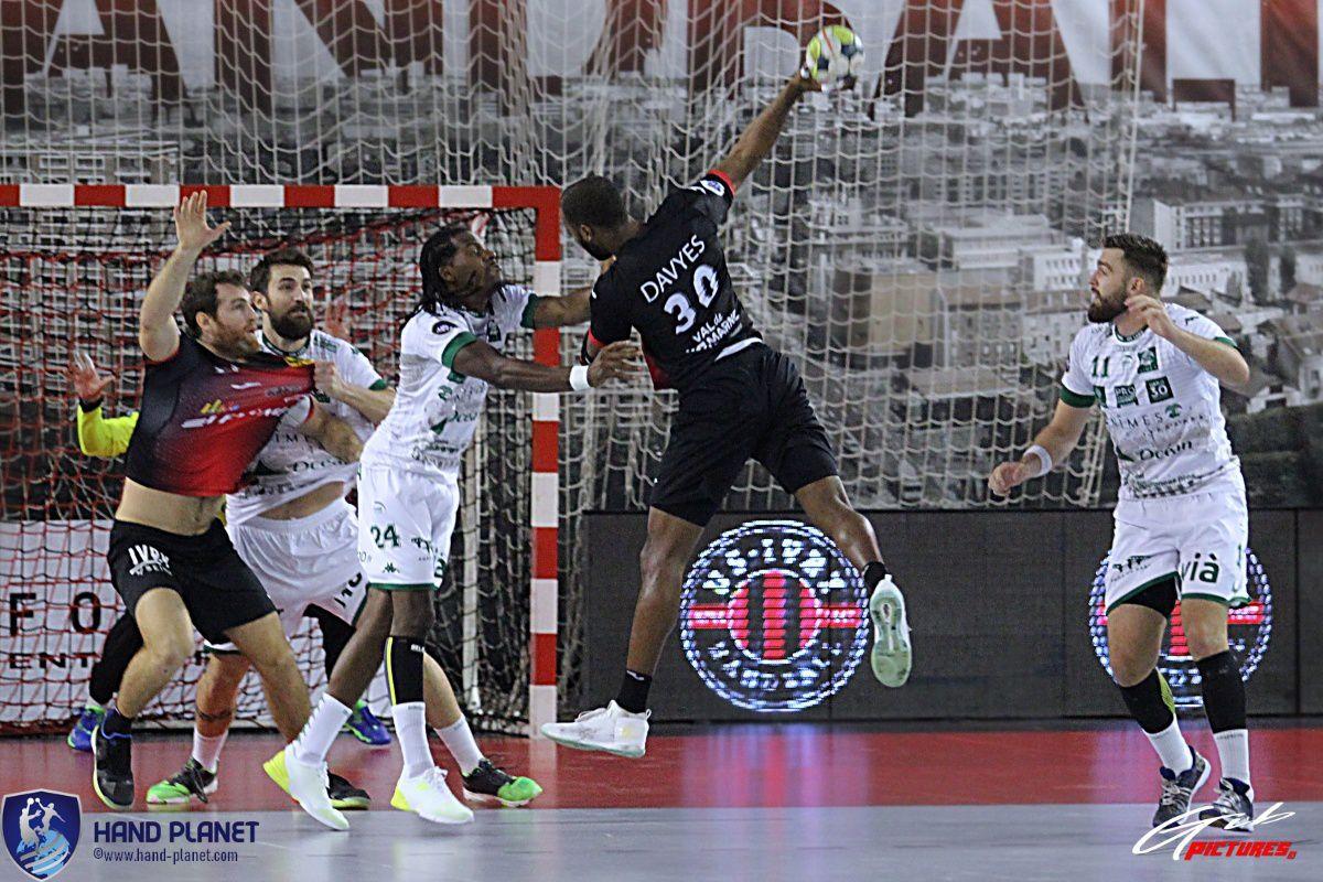 LSL J01 | US Ivry vs USAM Nîmes (04.09.2019)