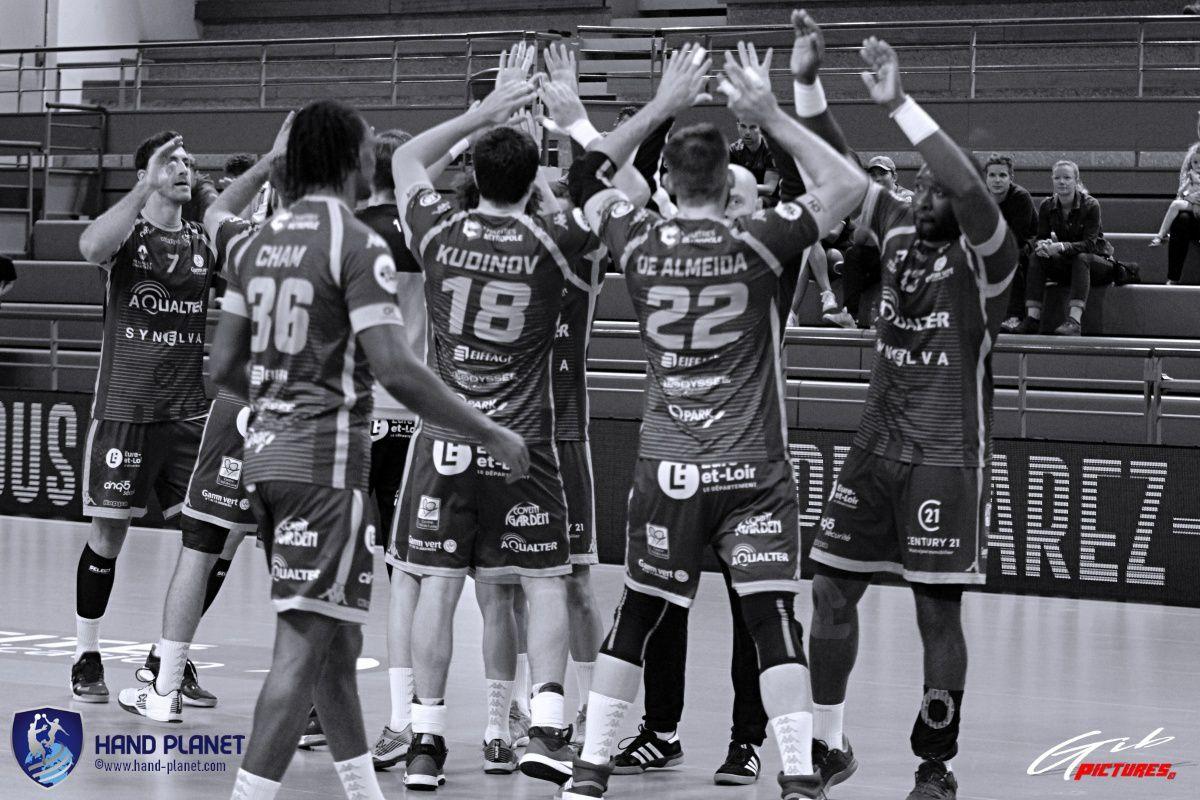 LSL J02   US Créteil vs Chartres MHB (11.09.2019)
