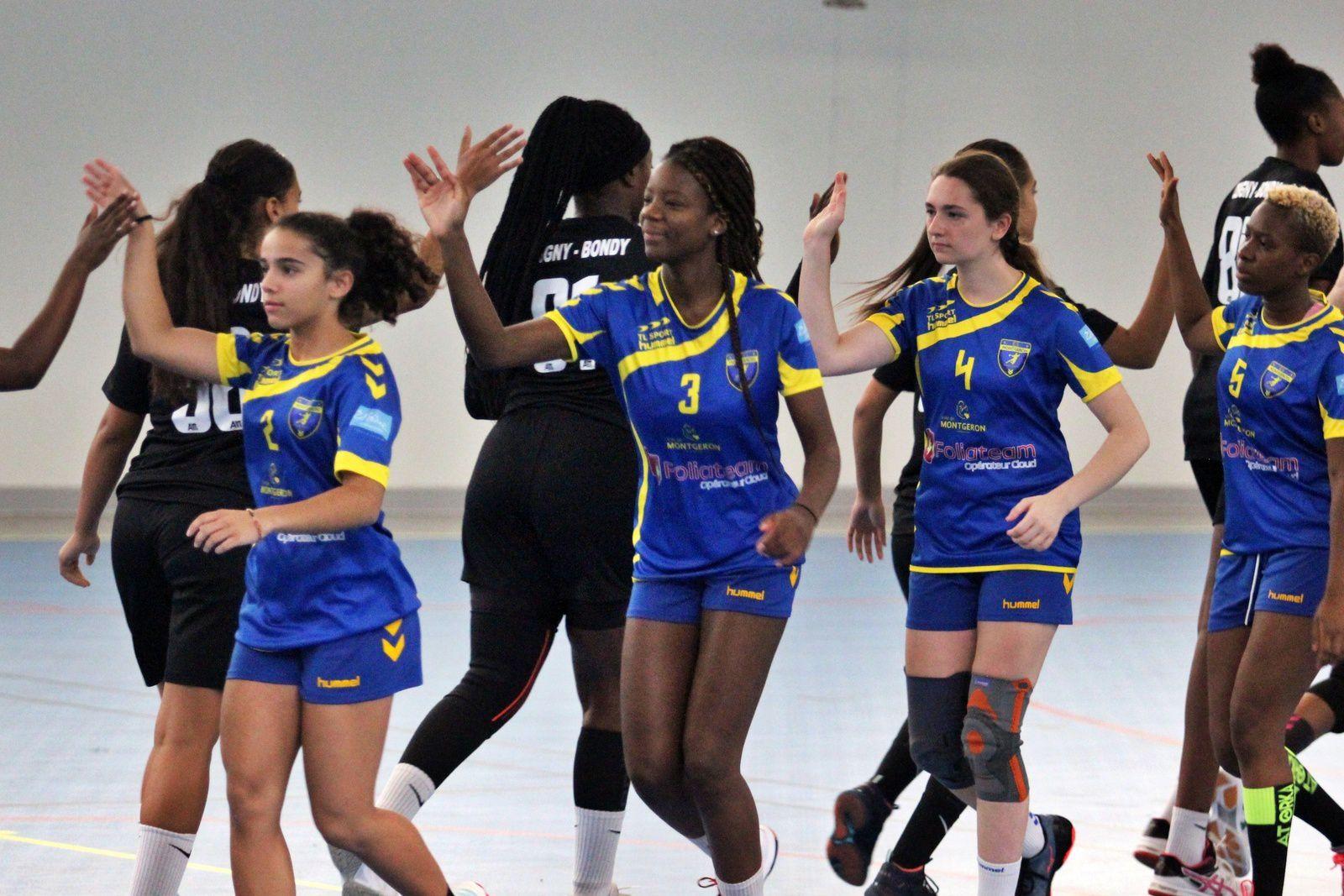 U18F (CdF) | EBB vs Montgeron (05.10.2019)