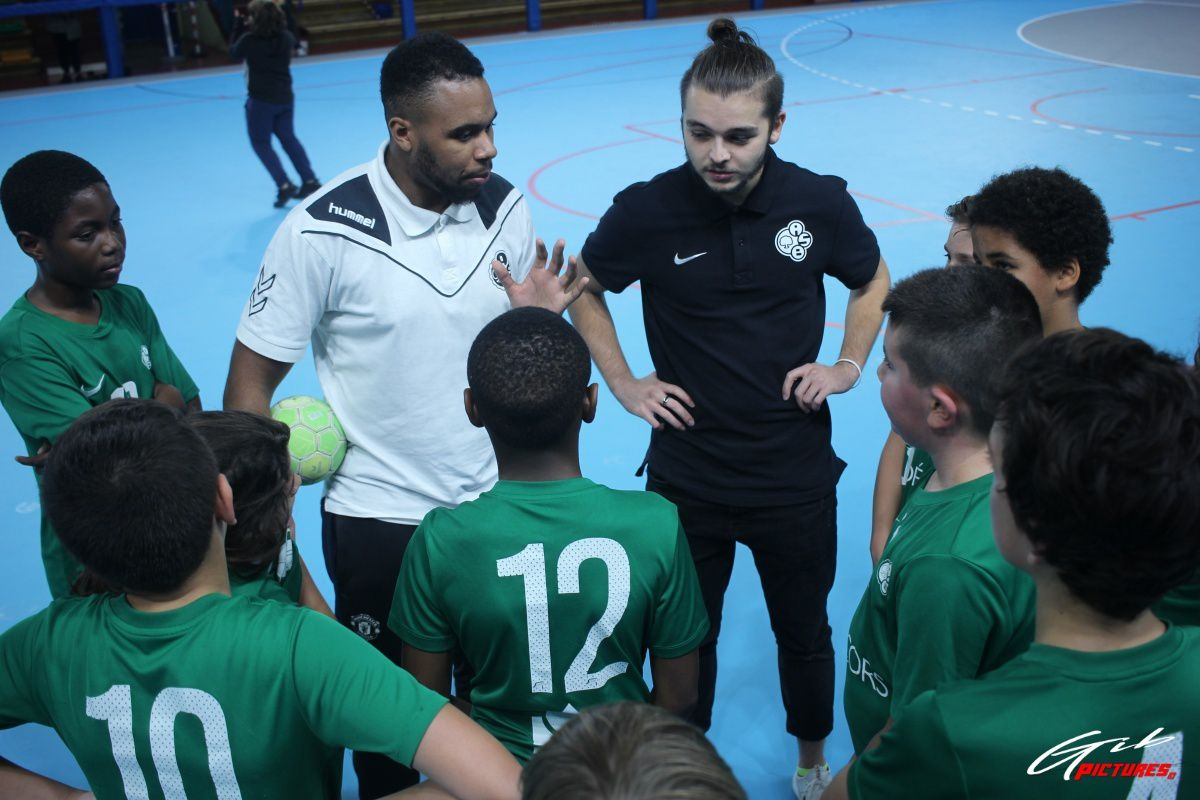 U13M (Délayage 93) | HBC Livry-Gargan vs AS Bondy (06.10.2019)