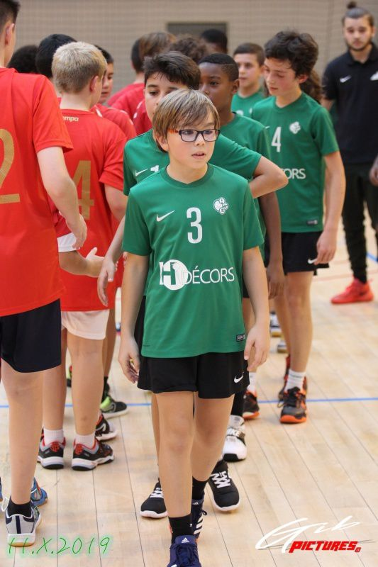 U13M (Délayage 93) | AS Bondy vs Montefemeil HB (12.10.2019)